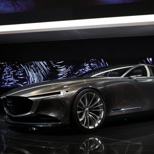 Mazda Vision Coupé | nos photos depuis le salon