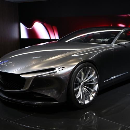 Mazda Vision Coupé | nos photos depuis le salon