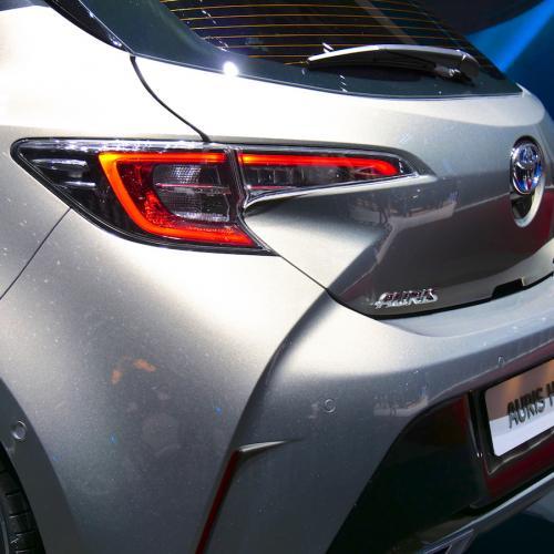 Toyota Auris 2018 | nos photos depuis le salon