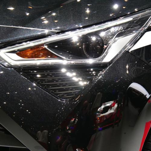 Toyota Aygo restylée | nos photos depuis le salon