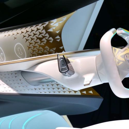 Toyota Concept-i | nos photos depuis le salon