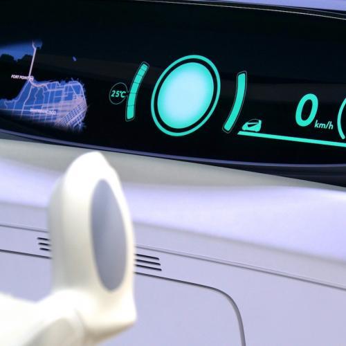 Toyota Concept i-Ride | nos photos depuis le salon