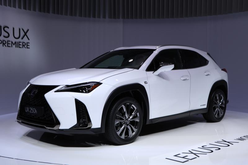 Lexus UX | nos photos depuis le salon de Genève 2018
