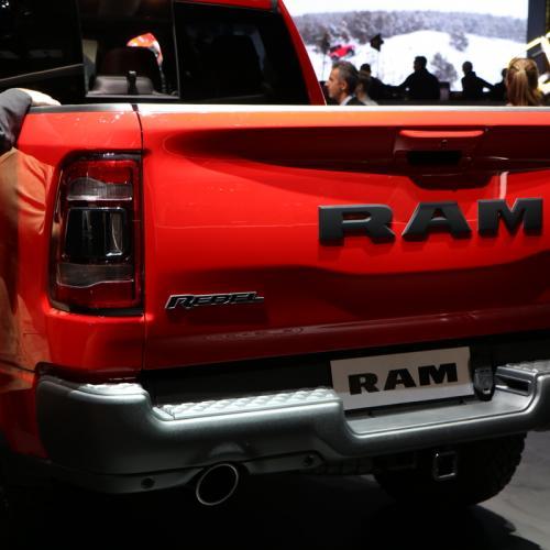 RAM 1500 | nos photos depuis le salon de Genève 2018