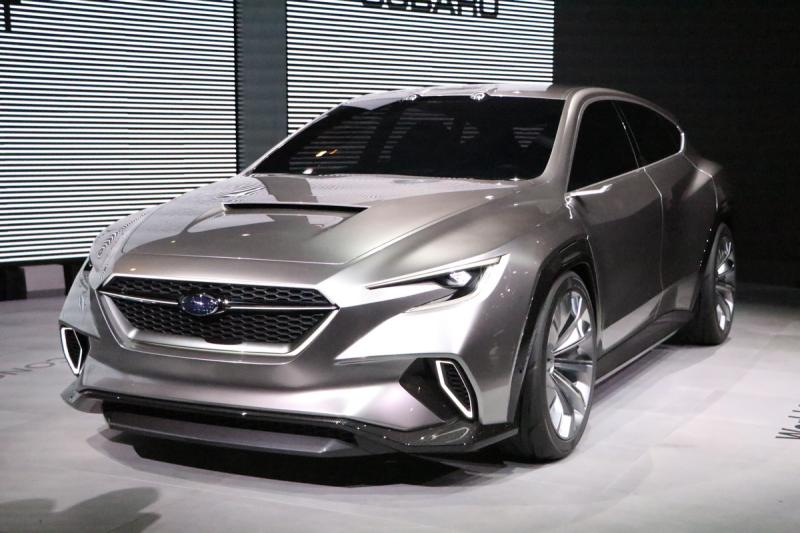 Subaru Viziv Tourer | nos photos depuis le salon de Genève 2018