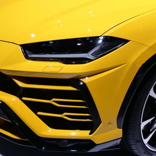 Lamborghini Urus | nos photos depuis le salon de Genève 2018