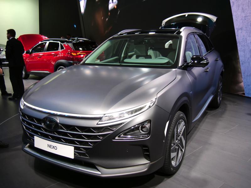 Hyundai NEXO | nos photos depuis le salon de Genève 2018