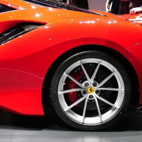 Ferrari 488 Pista | nos photos depuis le salon de Genève 2018