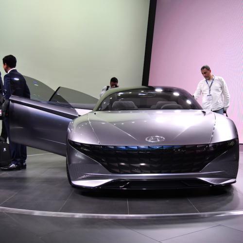 Hyundai Le Fil Rouge | nos photos depuis le salon de Genève 2018