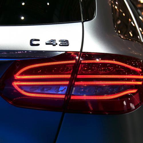 Mercedes AMG C43 | nos photos depuis le salon de Genève 2018