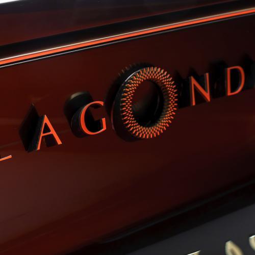 Aston Martin Lagonda | les photos officielles depuis le salon de Genève