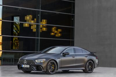Mercedes-AMG GT 4 portes | les photos officielles de la berline sportive