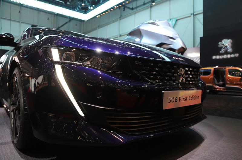 Peugeot 508 (2018) | nos photos depuis le salon de Genève 2018