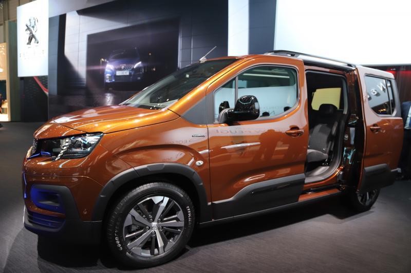 Peugeot Rifter 2018 | nos photos depuis le salon de Genève 2018