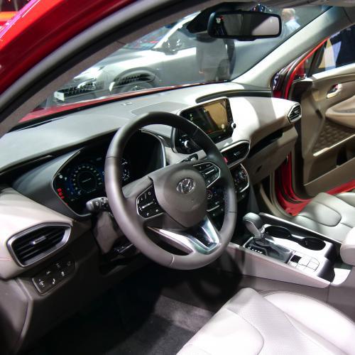 Hyundai Santa Fe (2018) | nos photos depuis le salon de Genève