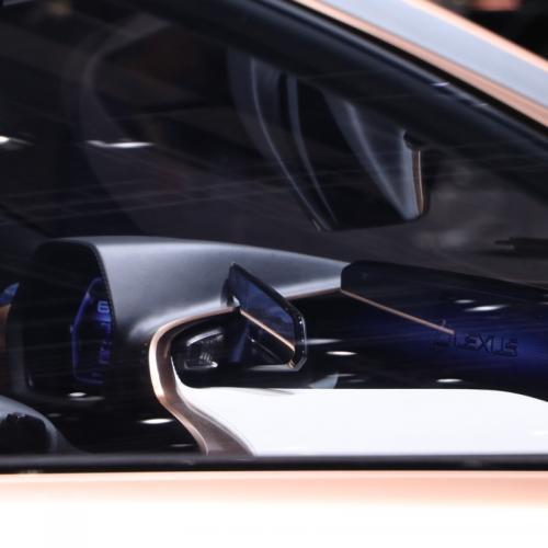 Lexus LF-1 Limitless | nos photos du concept depuis le salon de Genève 2018