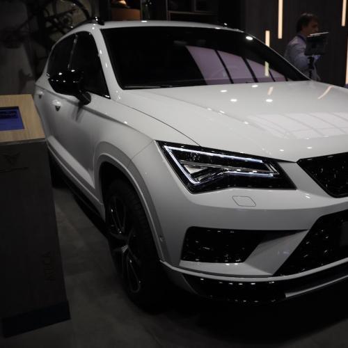 Genève 2018 : les SUV du salon