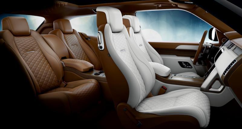 Range Rover Coupé
