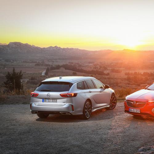 Opel Insignia GSi (essai - 2018)