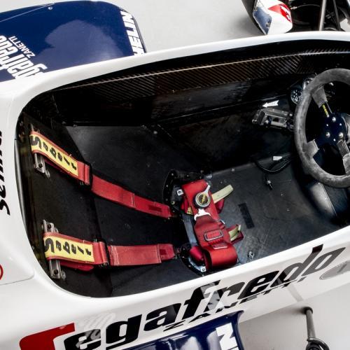 Toleman TG184 d'Ayrton Senna
