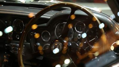 David Brown et Aston Martin