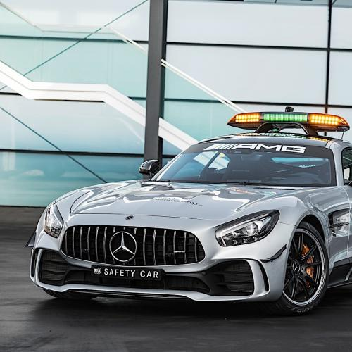 Mercedes-AMG GT R F1 Safety Car
