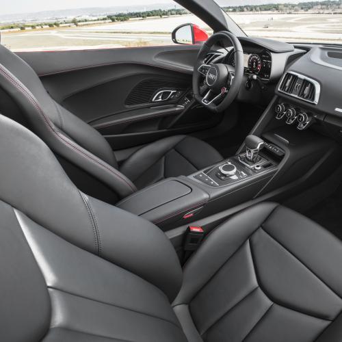 Audi R8 RWS (essai - 2018)