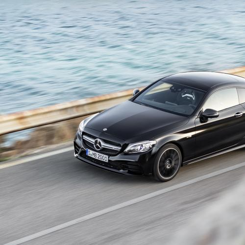 Mercedes-AMG C 43 AMG (officiel - 2018)