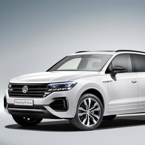 Volkswagen Touareg 2019 | les photos officielles