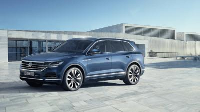 Volkswagen Touareg 2019 | les photos officielles