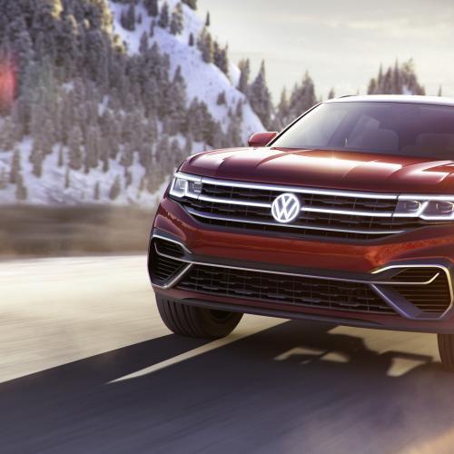 Volkswagen Atlas Cross Sport et Atlas Tanoak