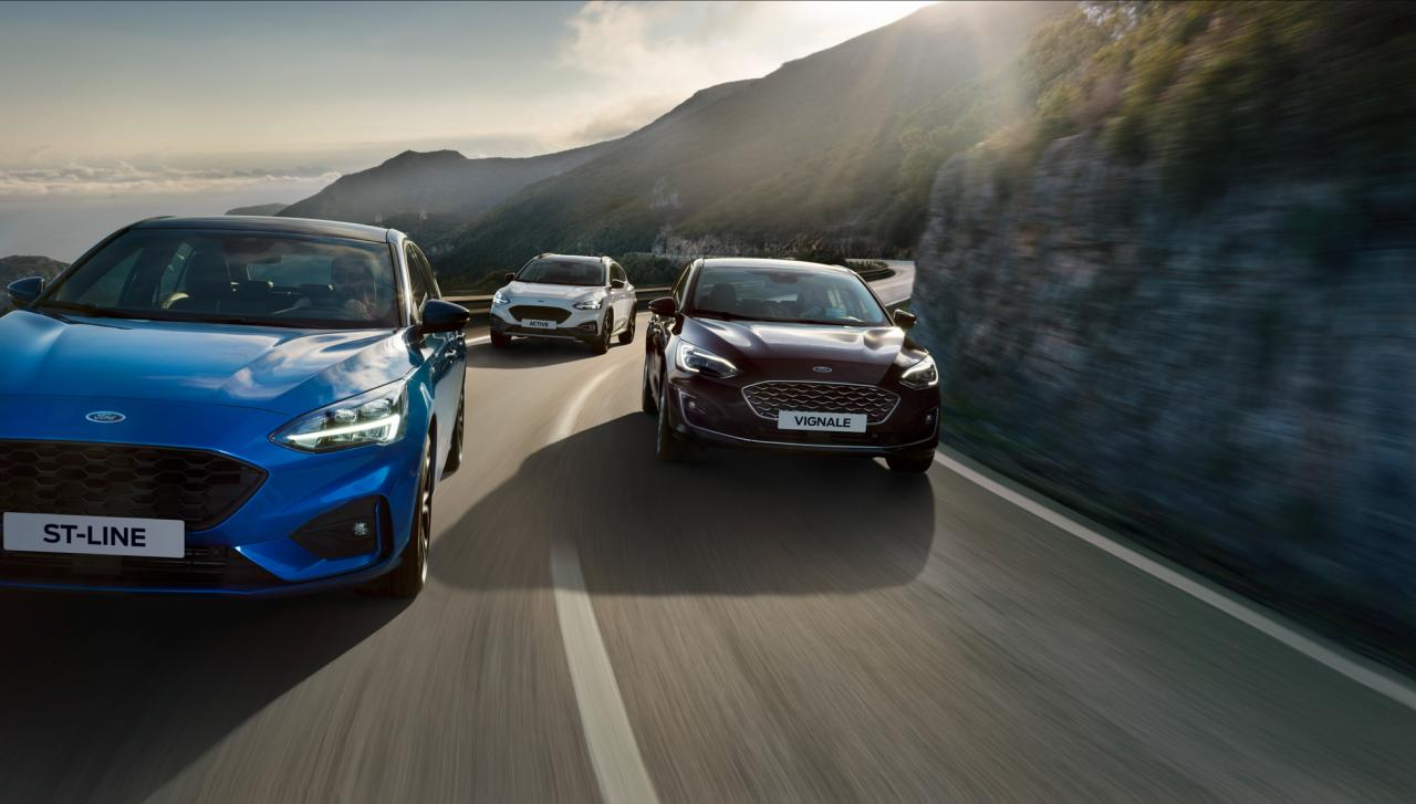 Hyundai Derniers Mod C3 A8les >> La Ford Focus 4 Face A La Concurrence Autodeclics