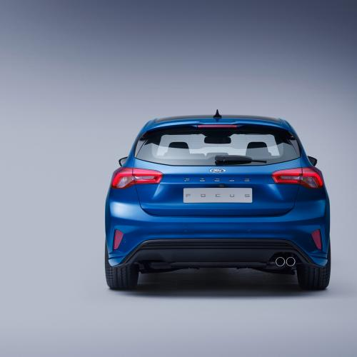 Ford Focus ST Line (reveal - 2018)