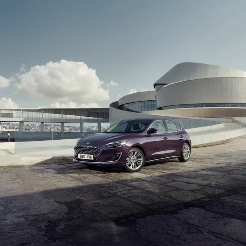 Ford Focus Vignale 2018 | les photos officielles