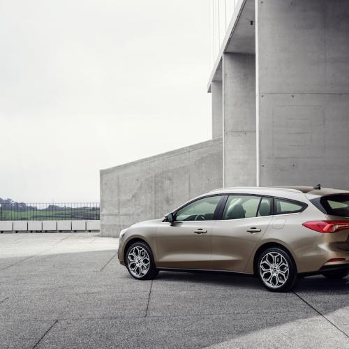 Ford Focus SW Titanium 2018