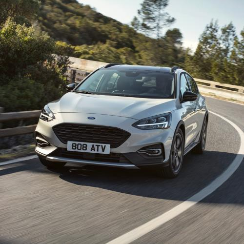 Ford Focus Active (reveal - 2018)