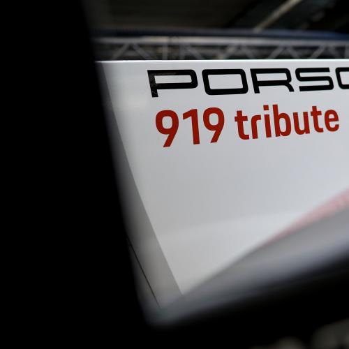Porsche 919 Evo (Spa 2018)