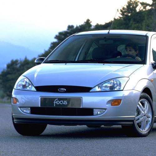 La Ford Focus au fil des générations