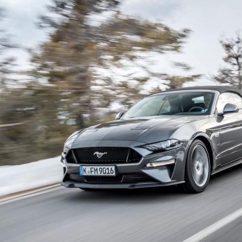 Ford Mustang (essai - 2018)