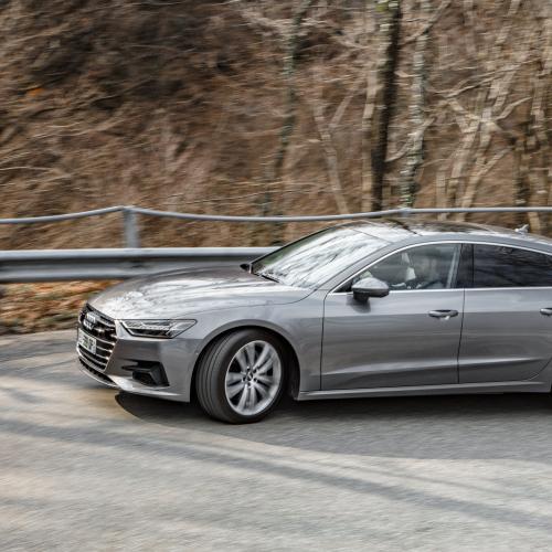 Audi A7 Sportback (essai - 2018)