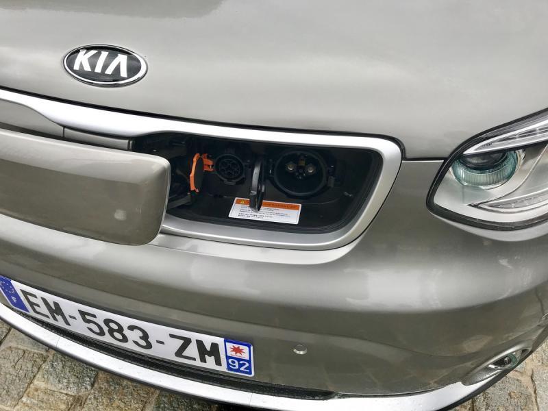 Kia Soul EV (essai - 2018)