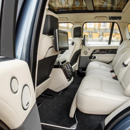 Land Rover Range Rover restylé (essai - 2018)