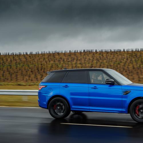 Land Rover Range Rover Sport restylé (essai - 2018)