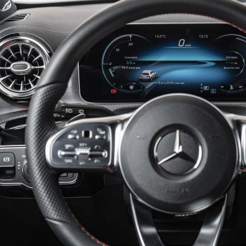 Mercedes Classe A (essai - 2018)