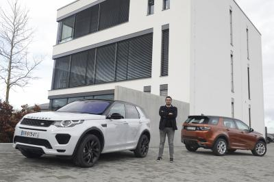 Land Rover Discovery Sport | nos photos