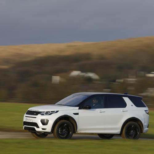 Land Rover Discovery Sport | nos photos