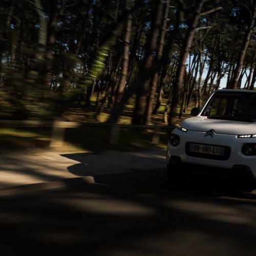 Citroën e-Mehari | nos photos du véhicule électrique