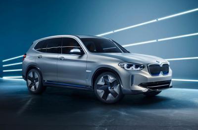 BMW iX3 Concept