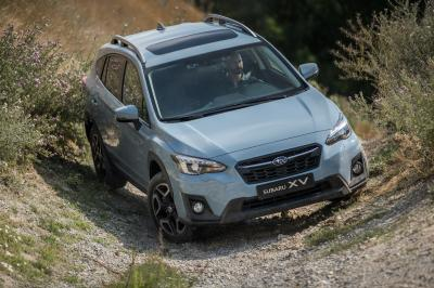 Subaru XV 2018 | les photos officielles