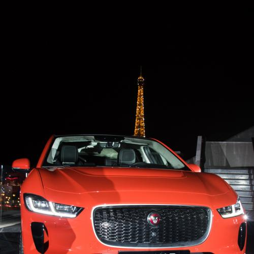 Jaguar I-Pace (présentation parisienne)